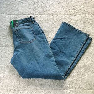 NWT Style & Co. Flare Leg Jeans Size 10 Short